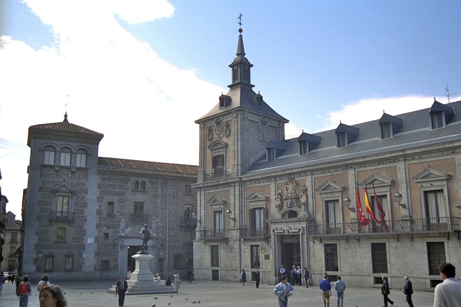Ayuntamieneto, Madrid