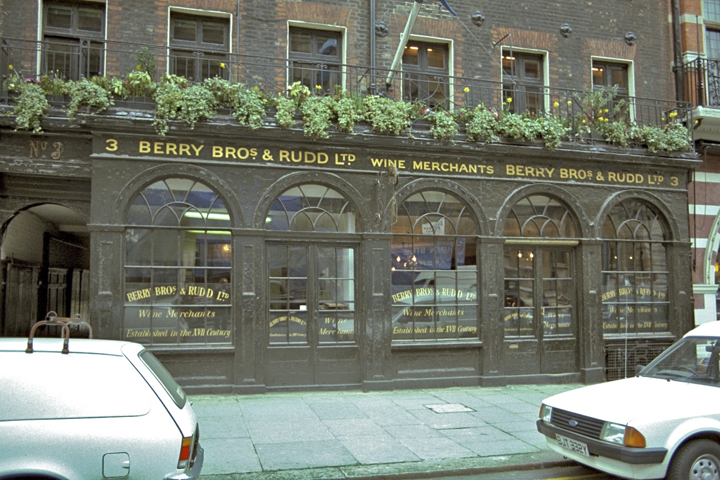 Berry Brothers, London 4