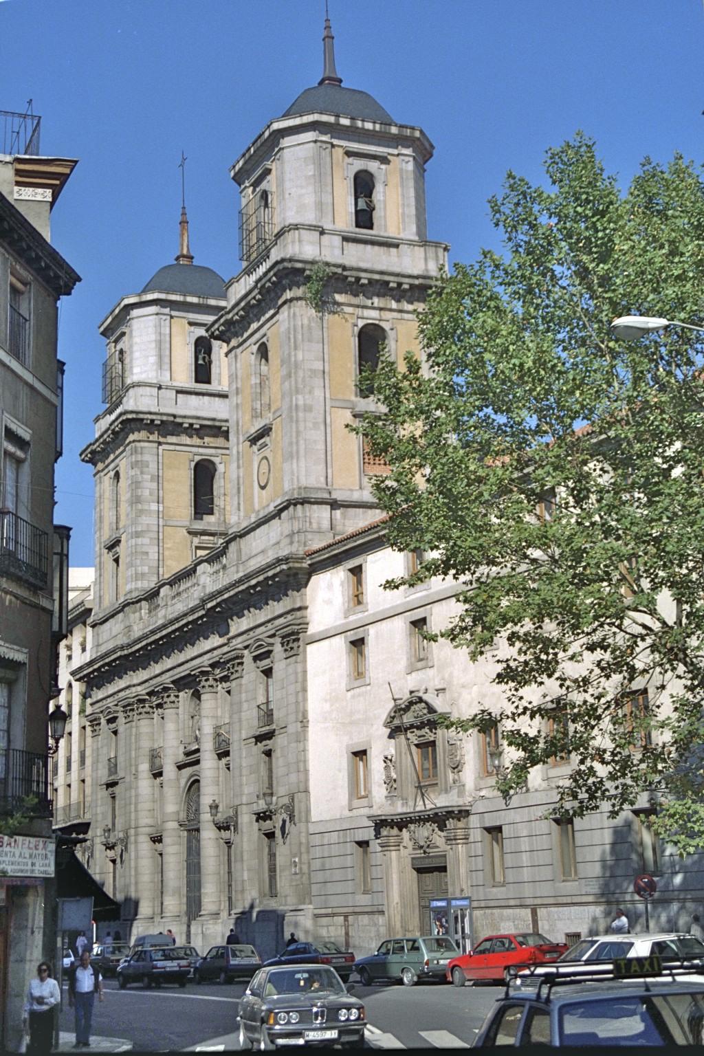 Catedral de San Isidro, Madrid