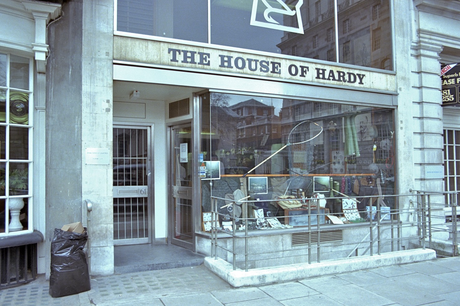 House of Hardy, London