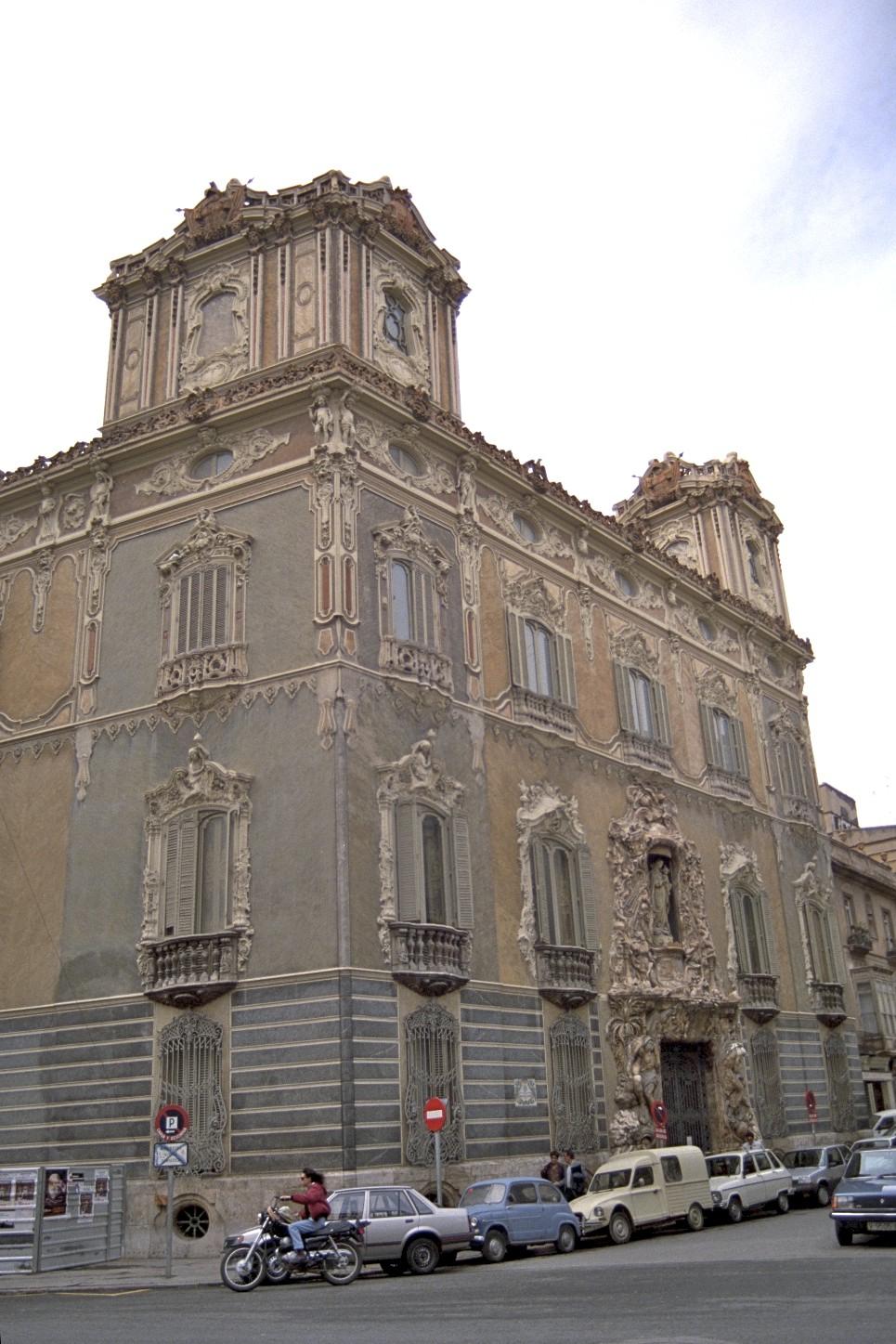 Palacio Dos Aguas, Valencia