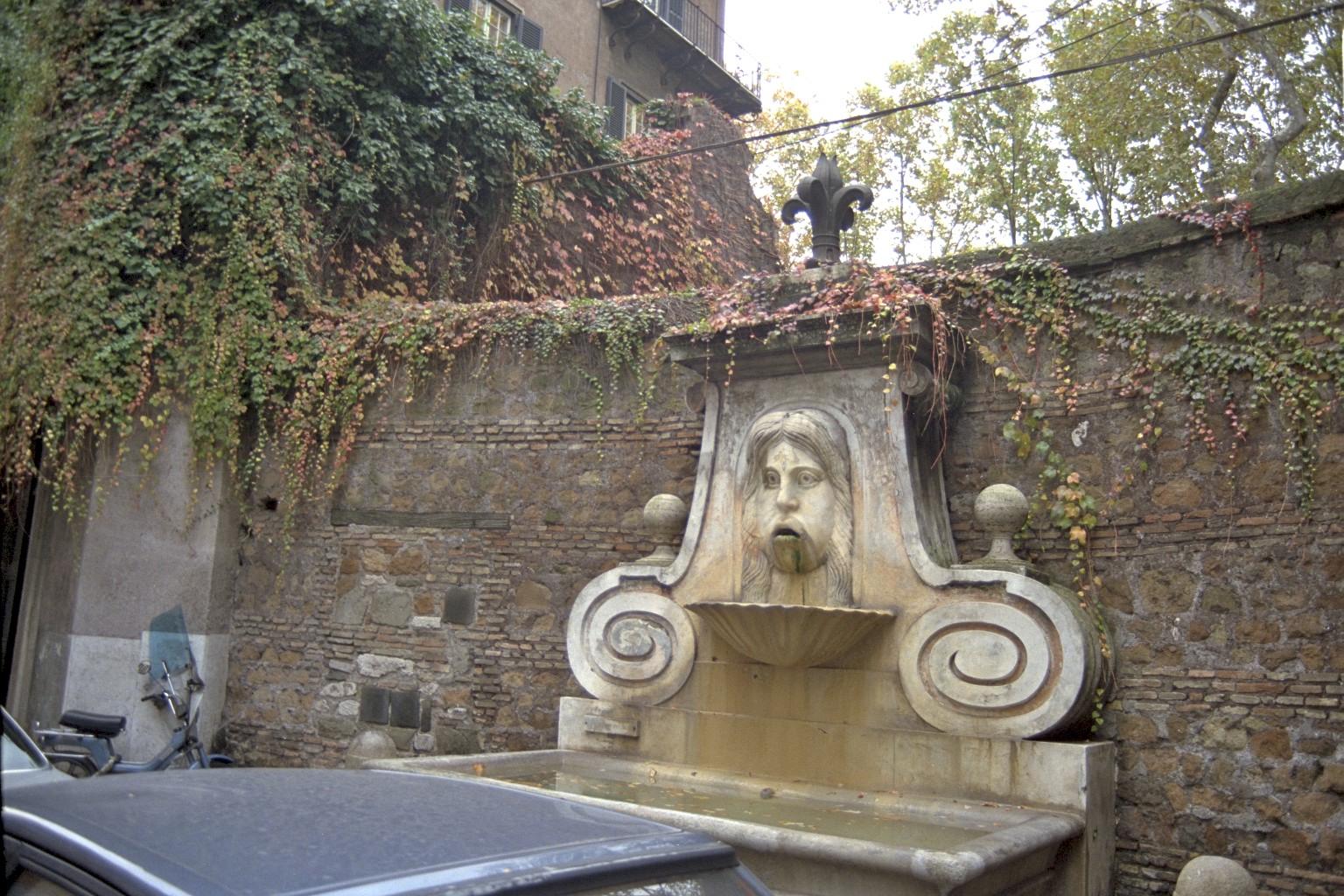 Fontana del Mascherone, Roma