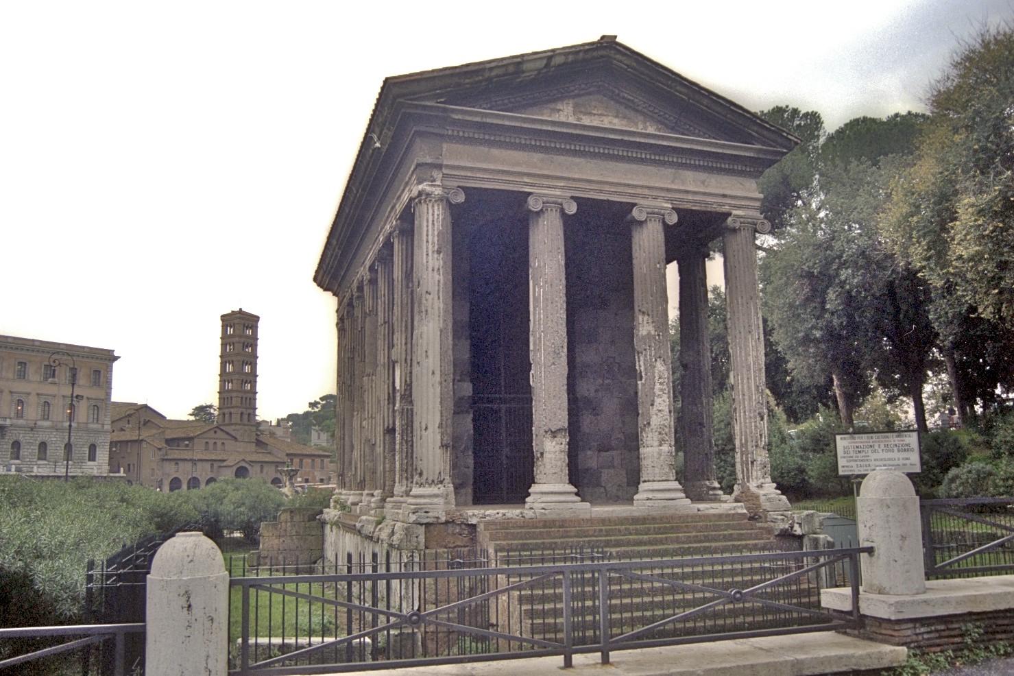 Tempio di Fortuna Virilis, Roma