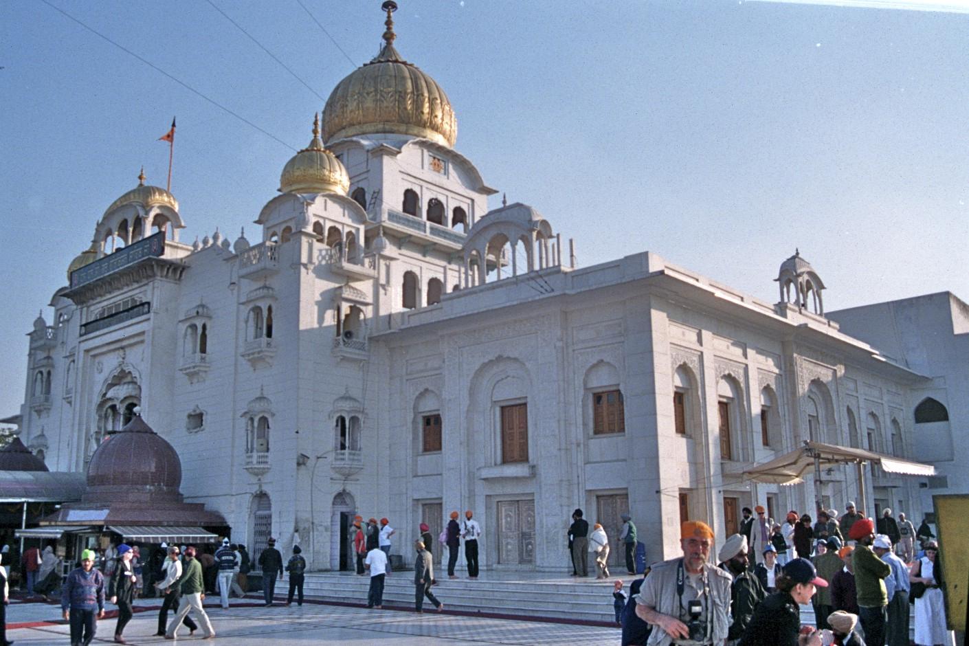 Delhi Gurdwara Bangla Sahib