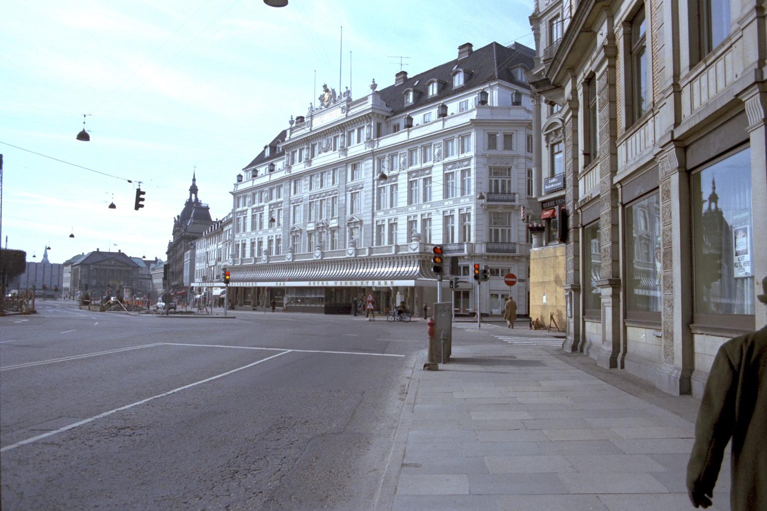 Angleterre hotel, København