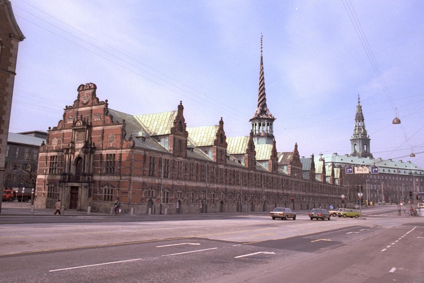 Børsen & Christiansborg, København