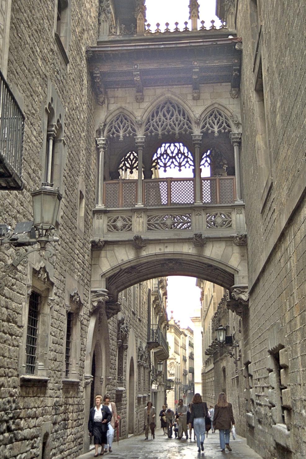 Barri Gótic, Barcelona