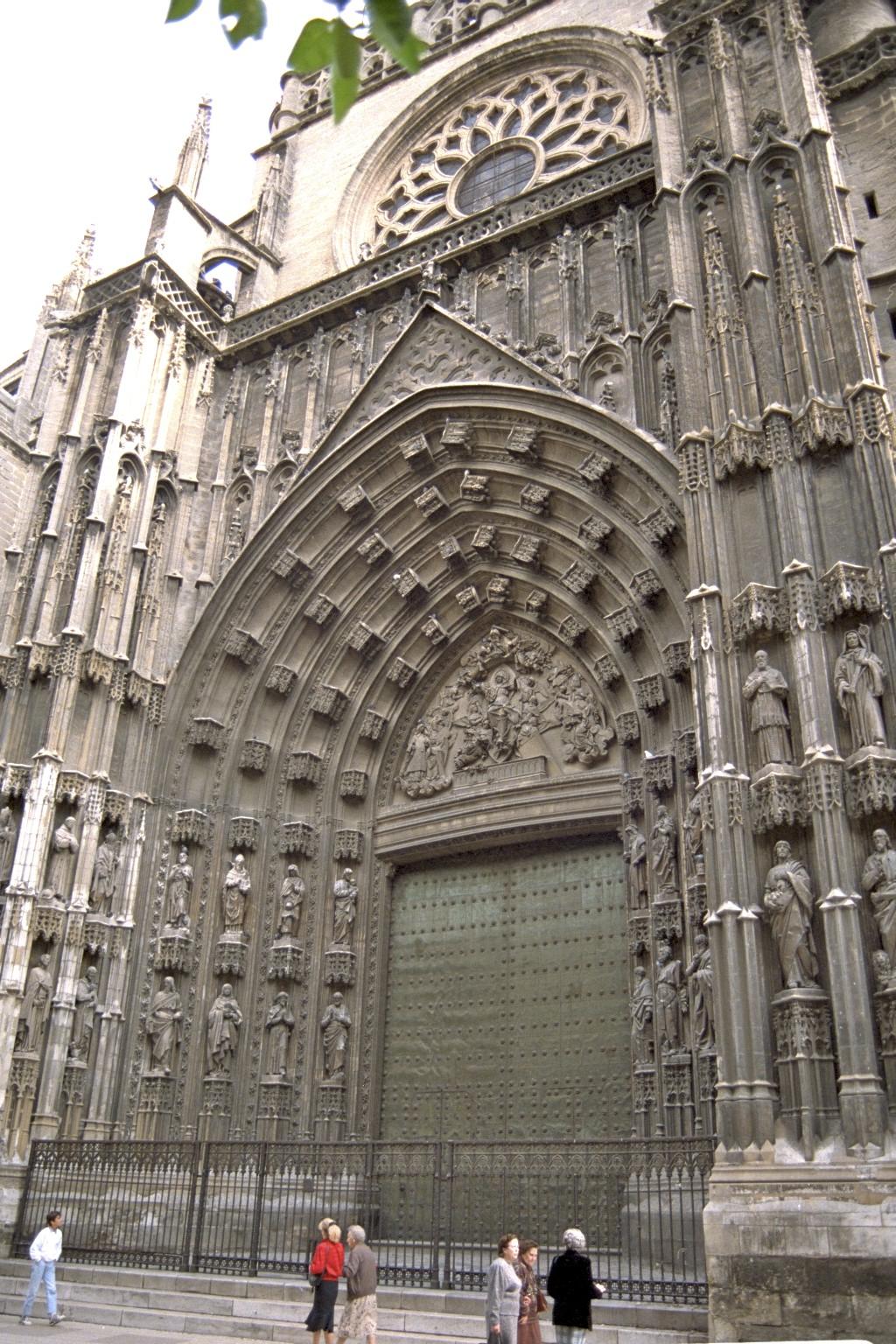 Catedral de Santa Maria, Sevilla 2