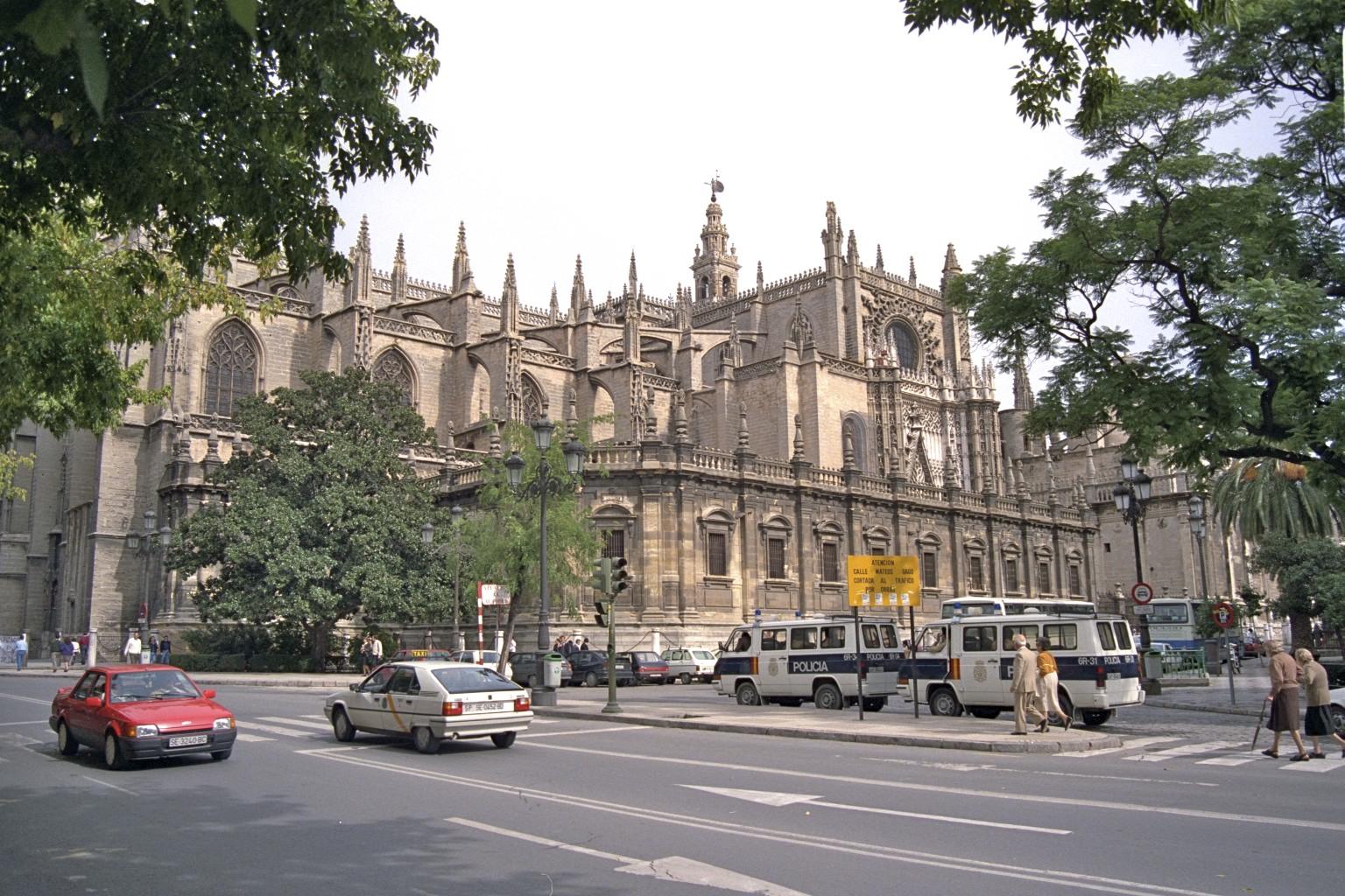 Catedral de Santa Maria, Sevilla