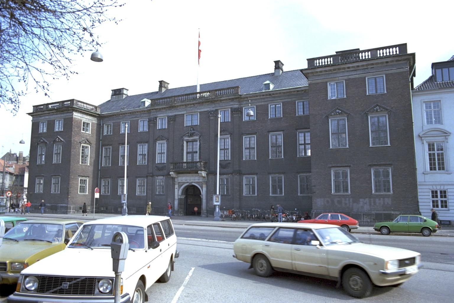 Charlottenborg Museum, København