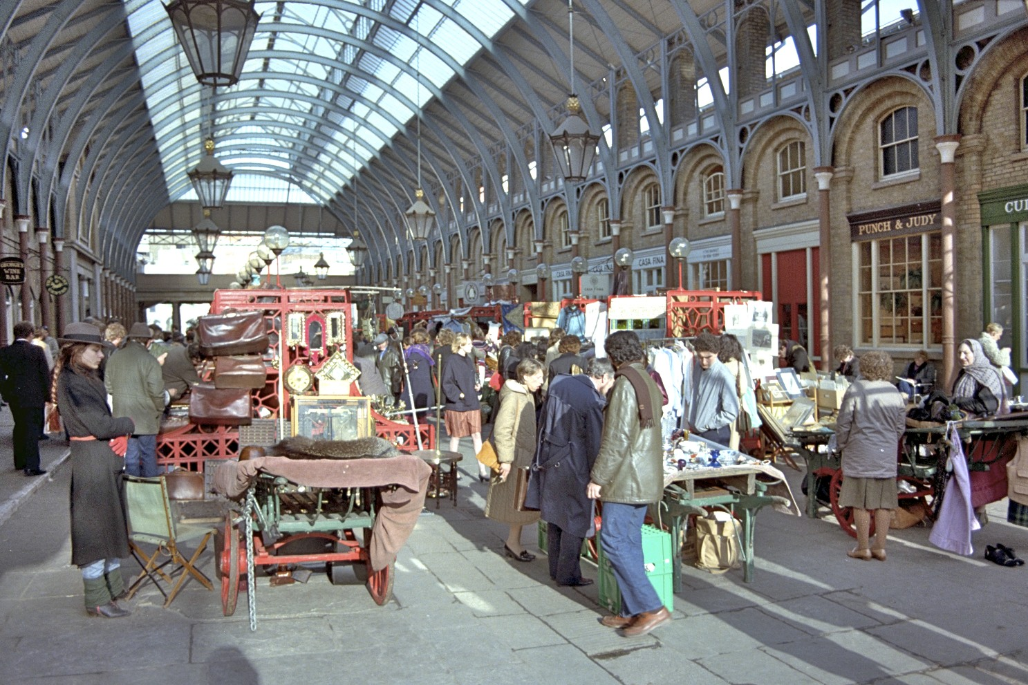 Covent Garden, London 4