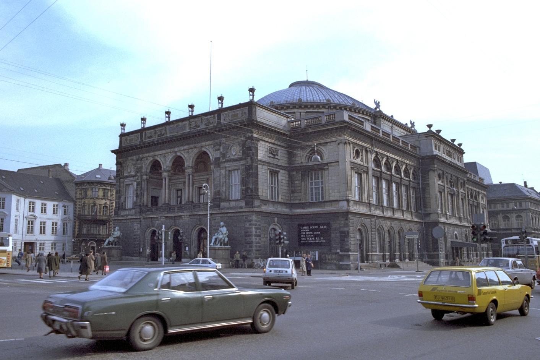 Det kongelige Teater, København
