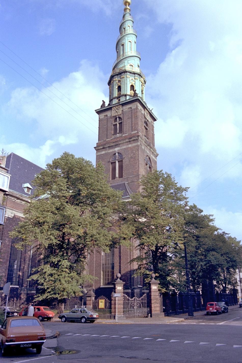 Frelserskirken, København