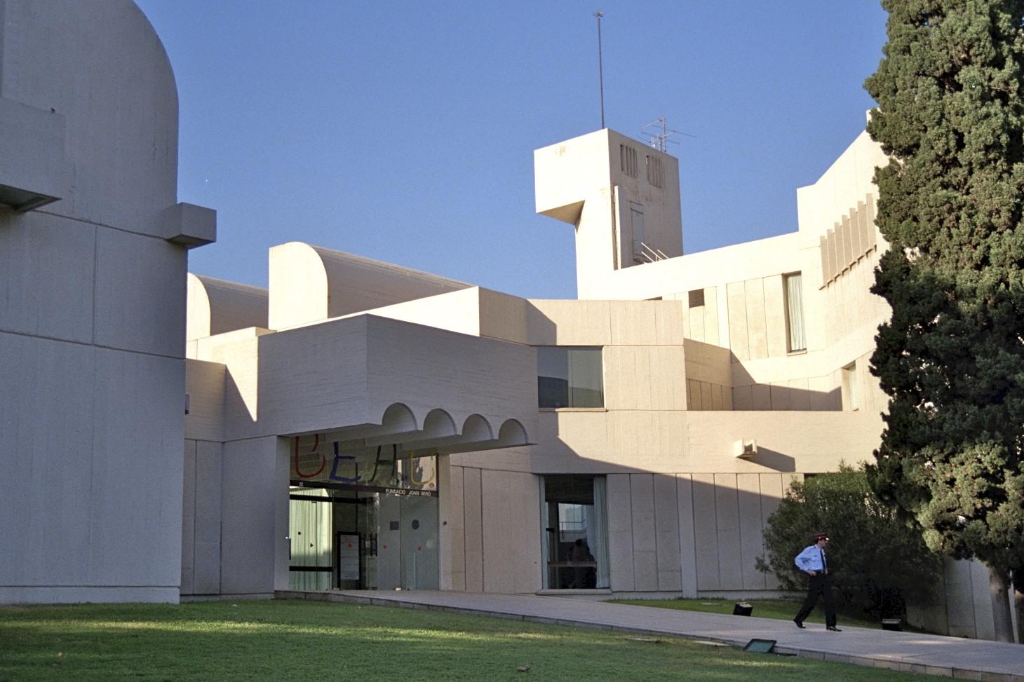 Fundacio Joan Miró, Barcelona