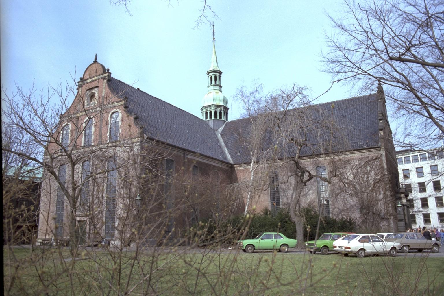 Holmens Kirke, København