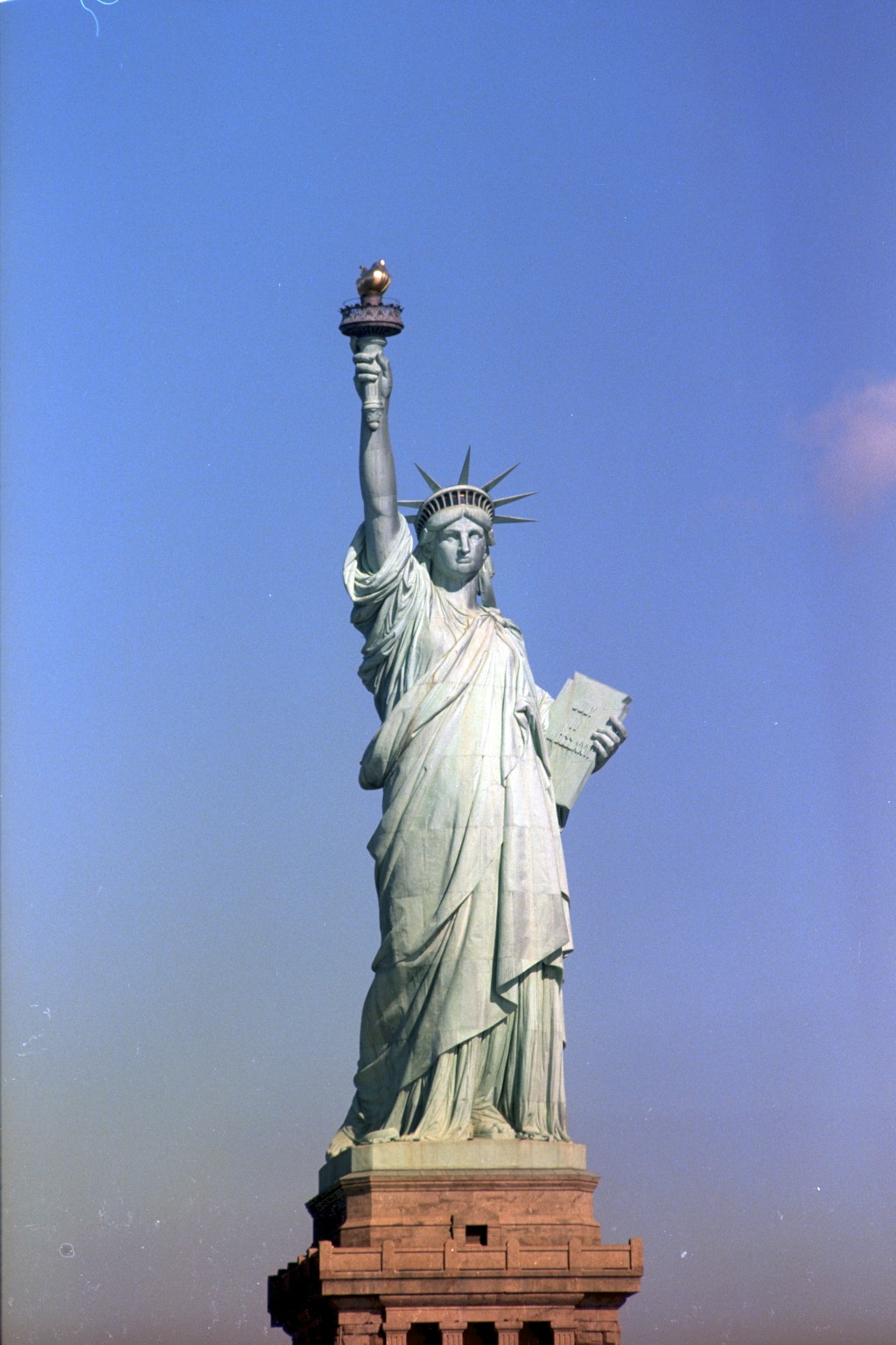 Liberty Statue, New York 2