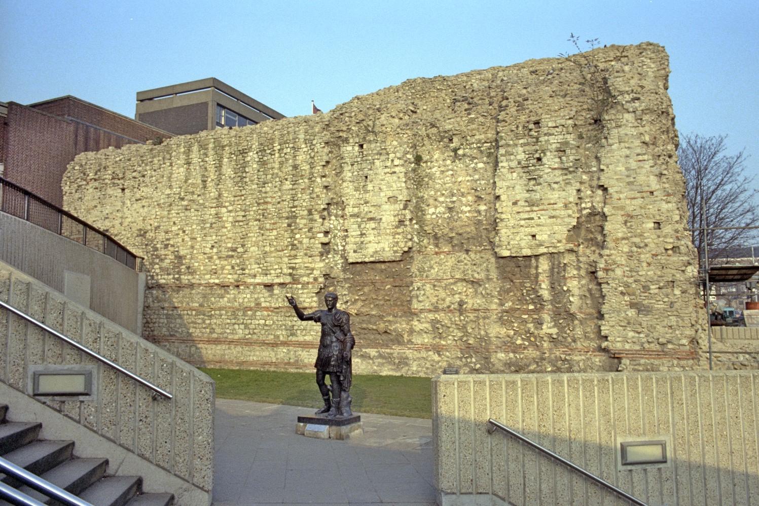 London Wall, London
