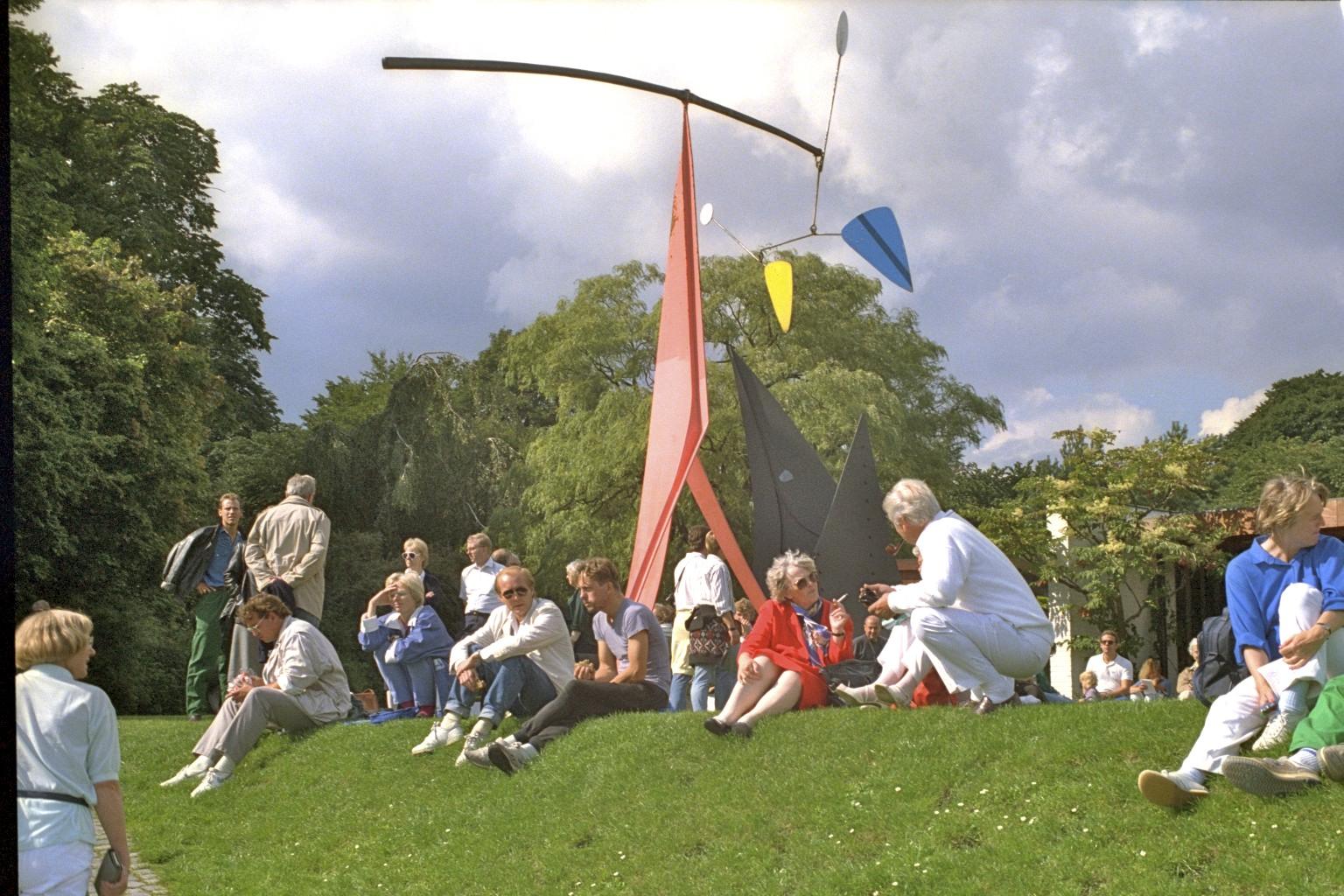 Louisiana, Alexander Calder