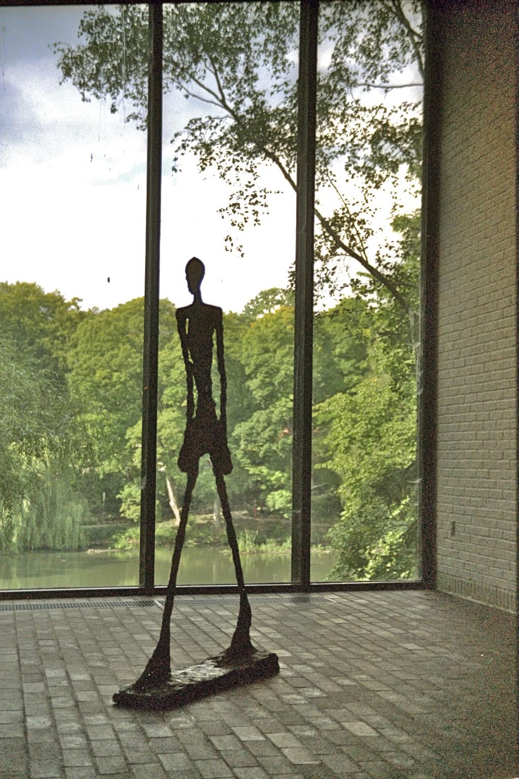 Lousiana, Alberto Giacometti