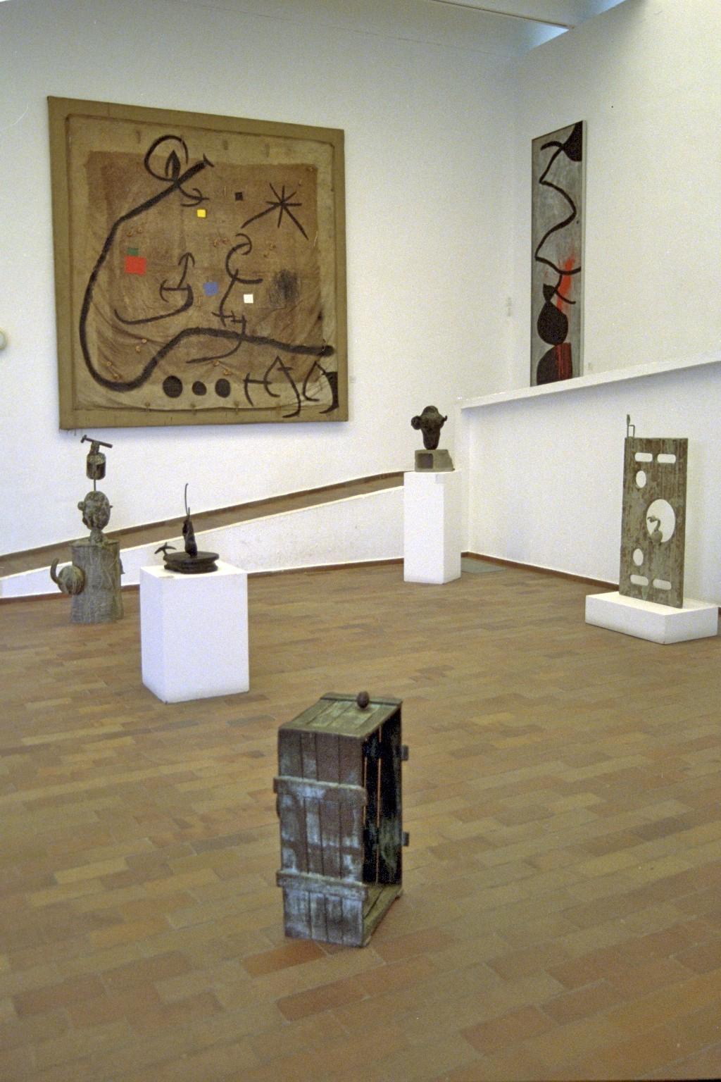 Miró, Barcelona