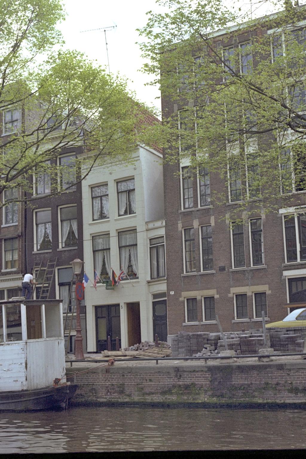 Mjósta húsið, Amsterdam
