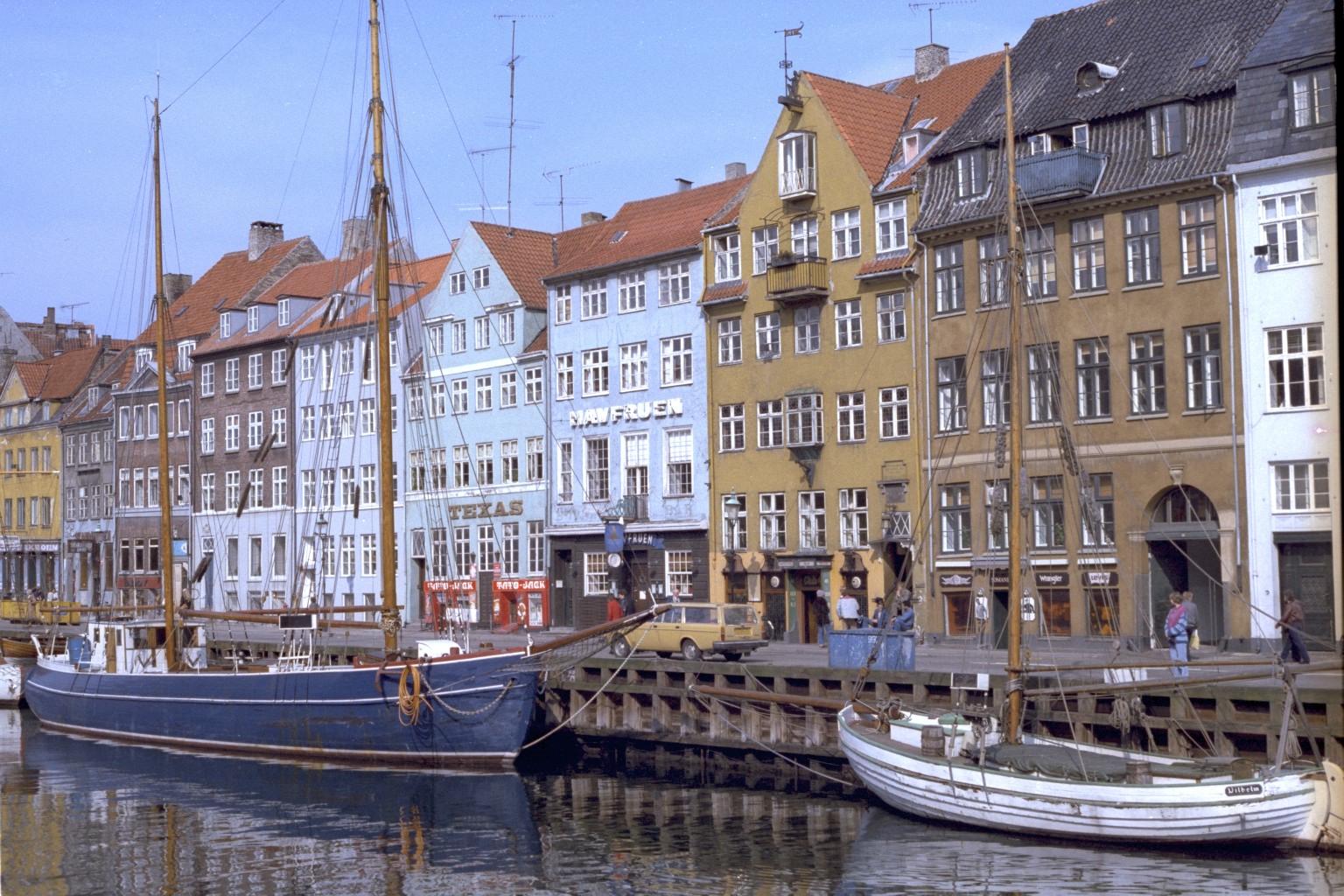 Nyhavn, København
