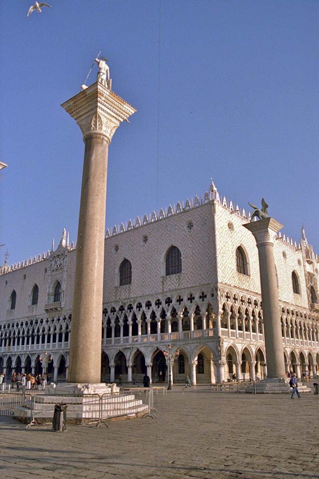 Palazzo Ducale, Feneyjar 2