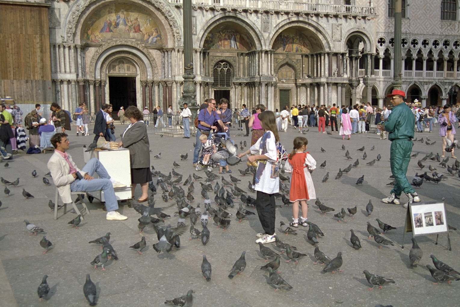 Piazza San Marco, Feneyjar 2