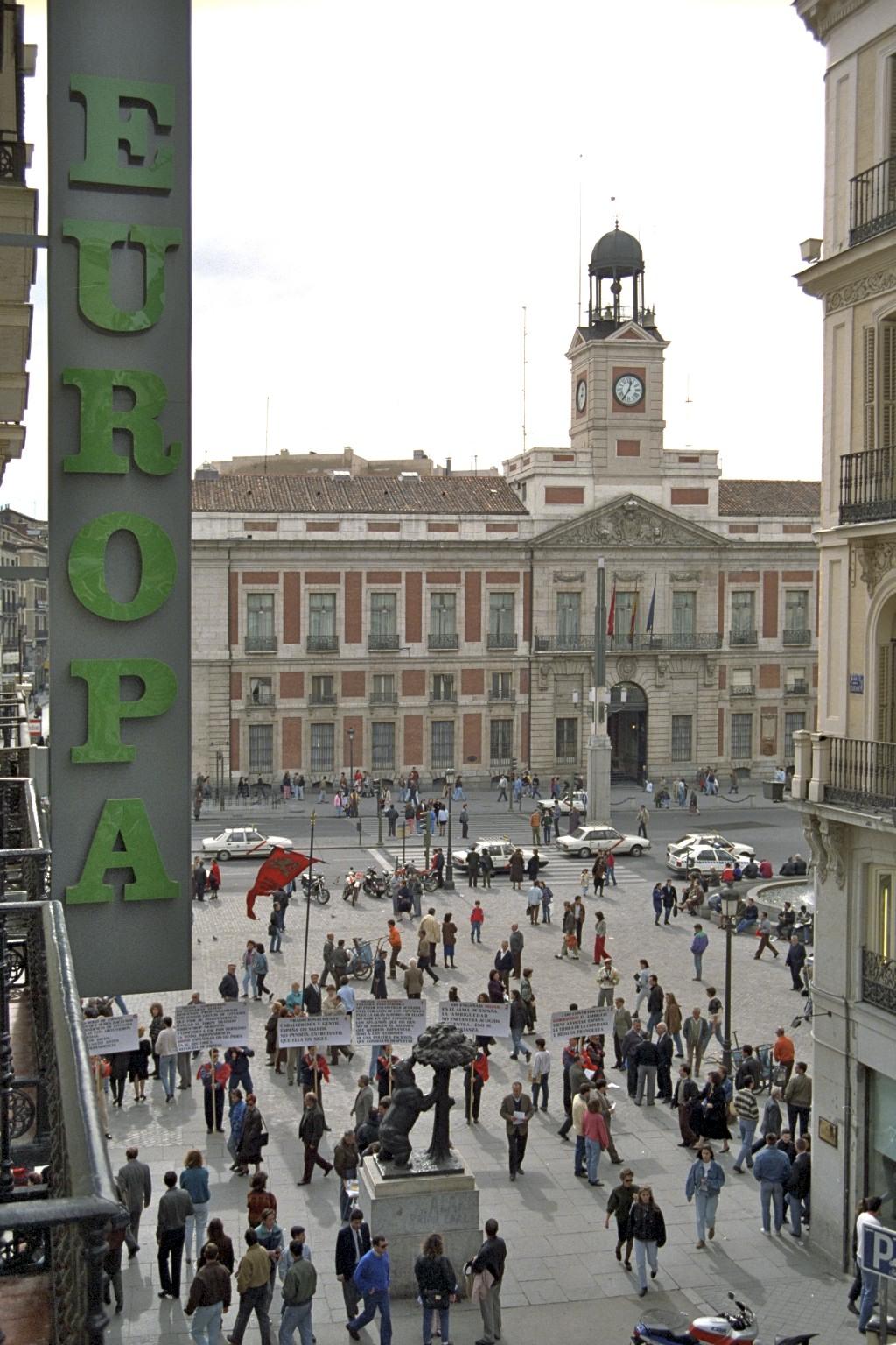 Plaza Puerta del Sol, Madrid 4