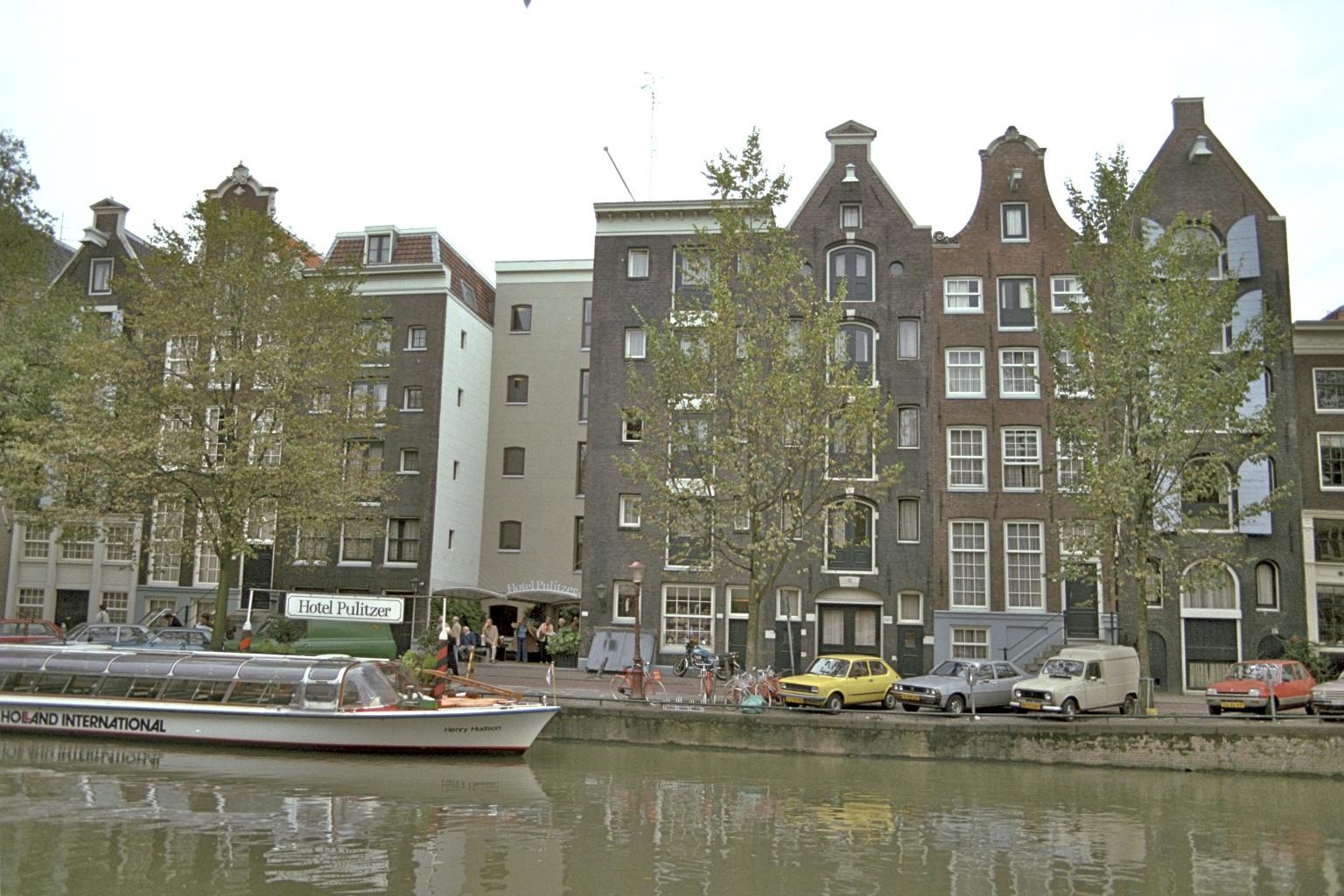 Pulitzer hotel, Amsterdam 2