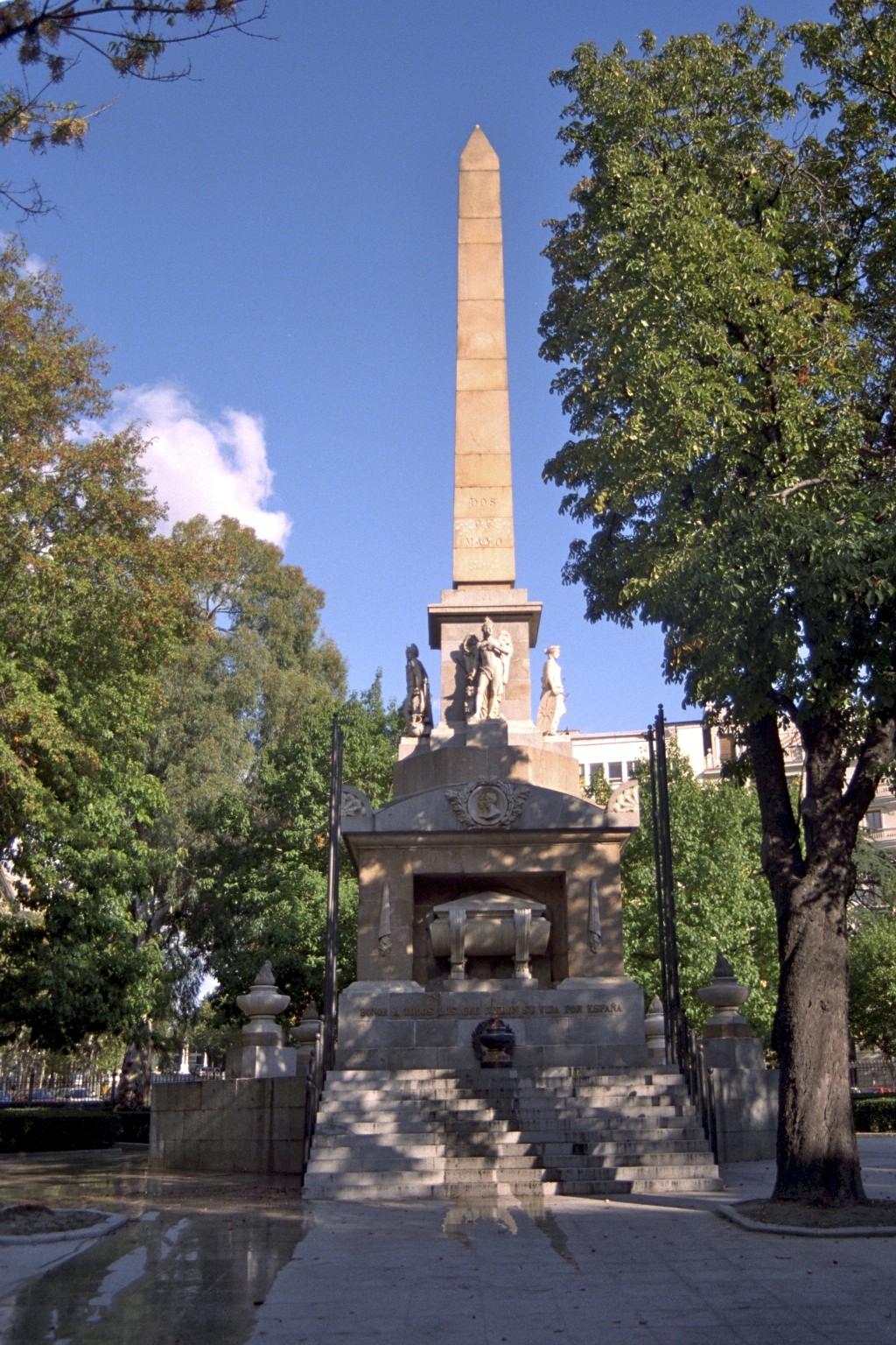Recoletos, Madrid