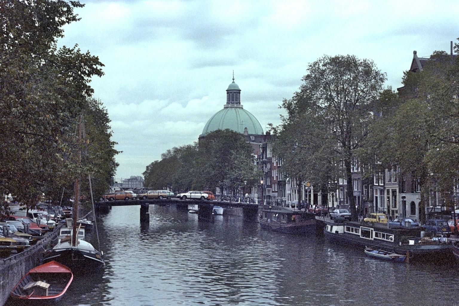 Singel & Ronde Luterse Kerk, Amsterdam