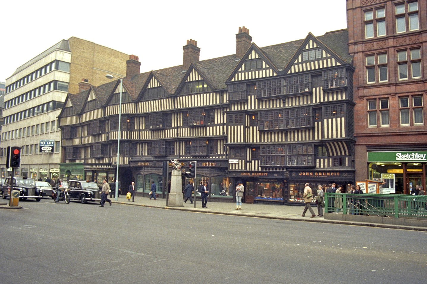 Staple Inn, London