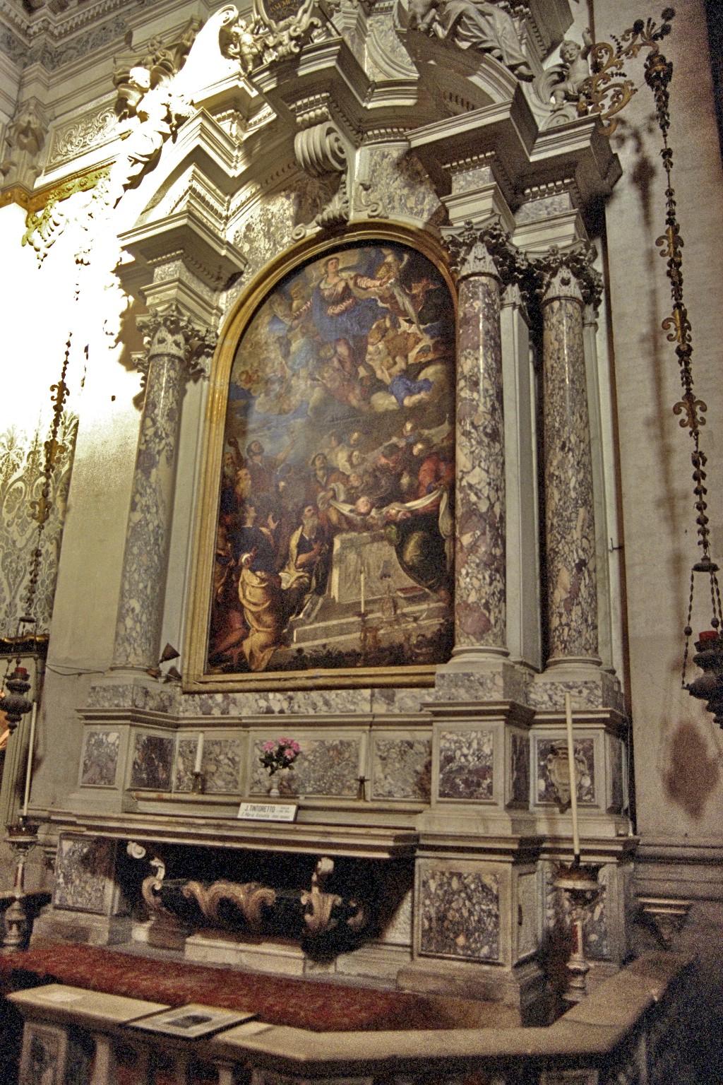 Tintoretto, Gesuiti, Feneyjar