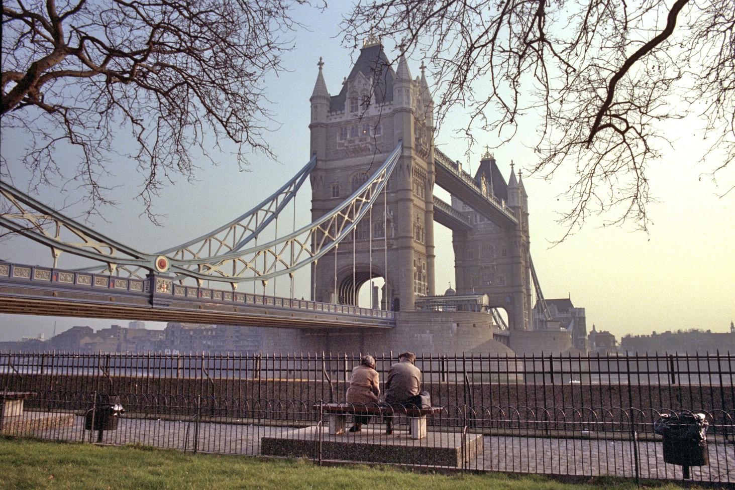 Tower Bridge, London 2