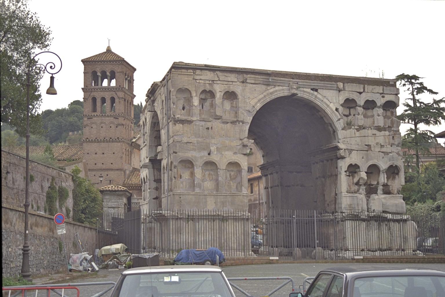 Arco di Giano, Roma