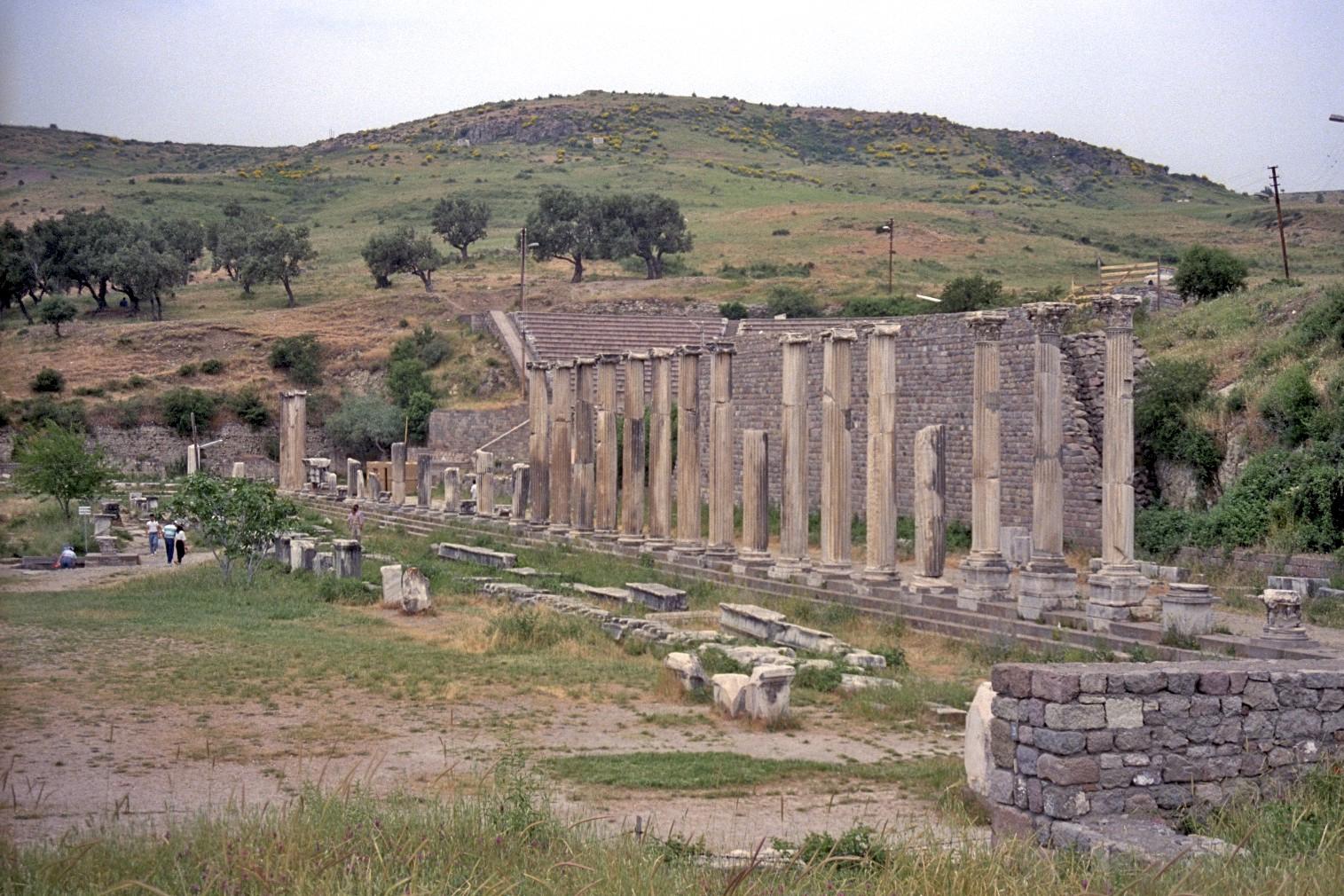 Asklepieion - Pergamon 3
