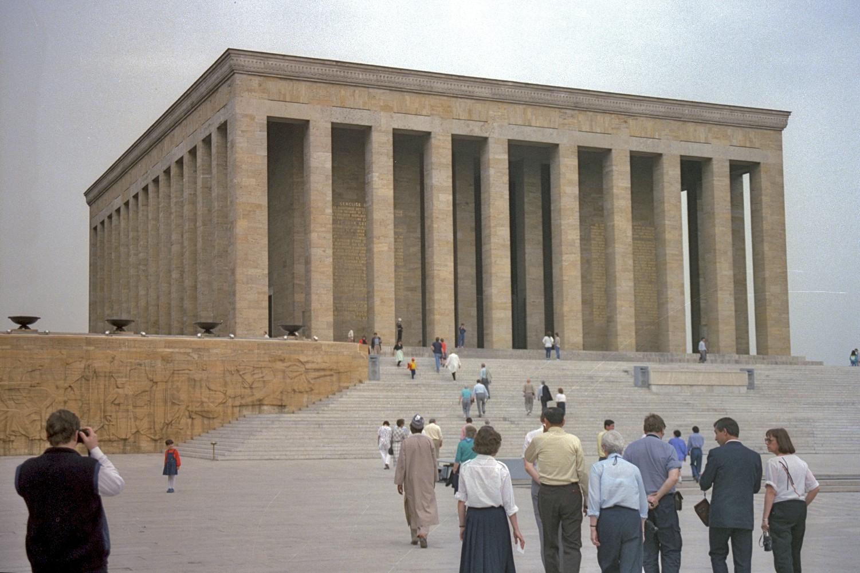 Atatürk grafhýsi - Ankara 2