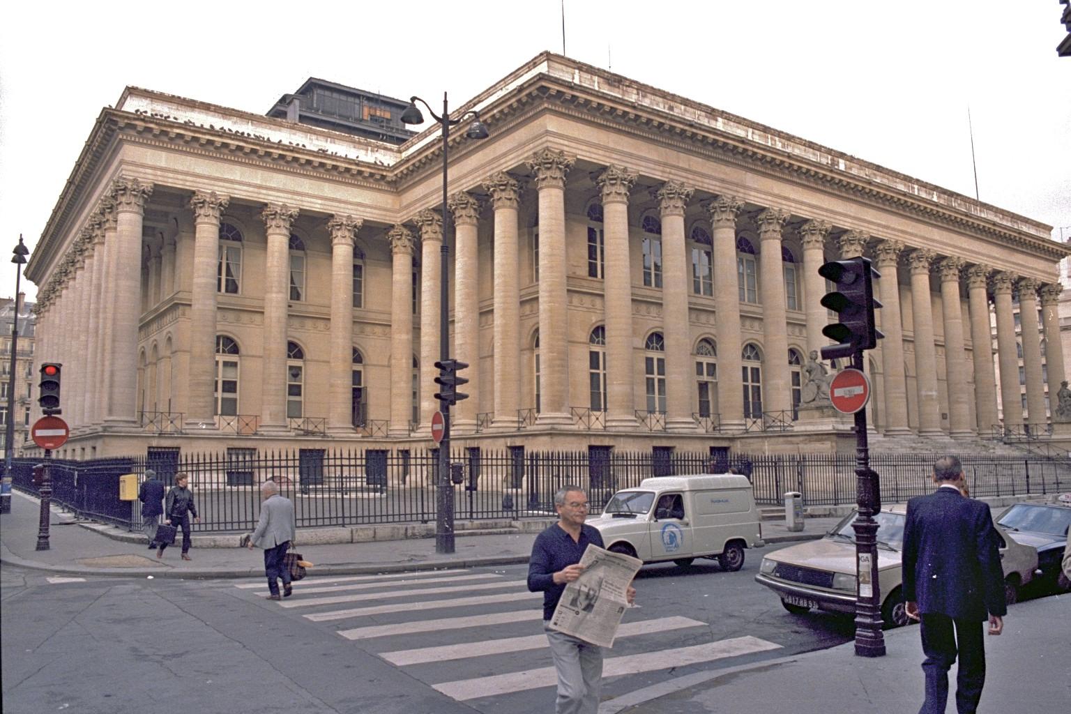 Bourse, Paris