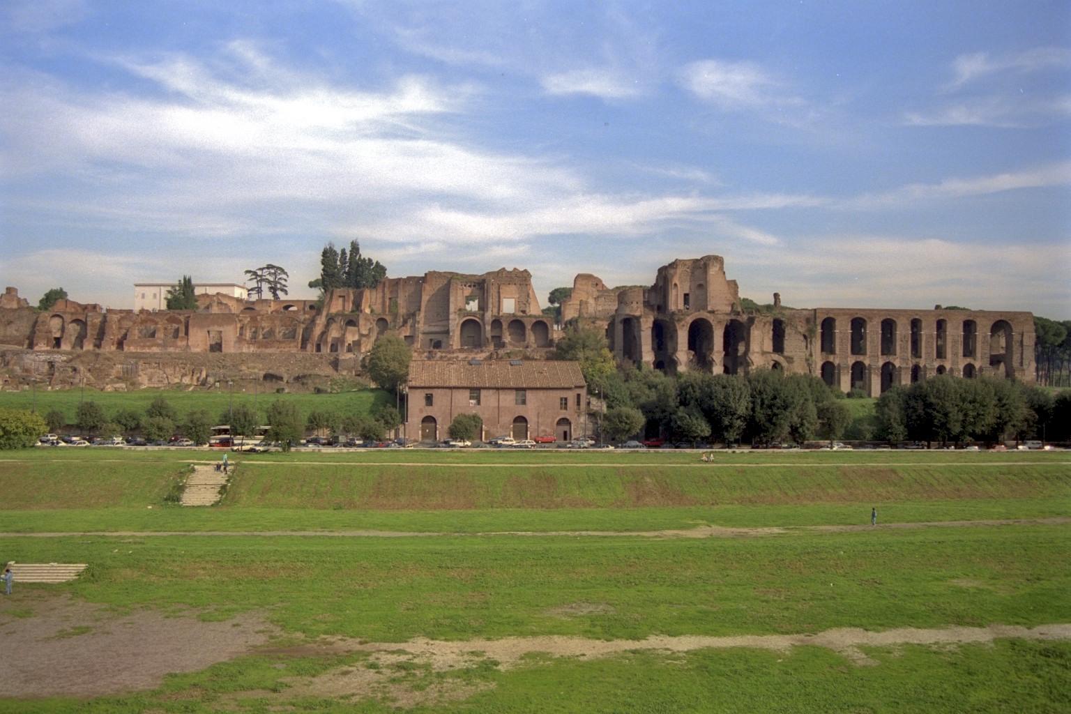 Circus Maximum & Palatinum, Roma