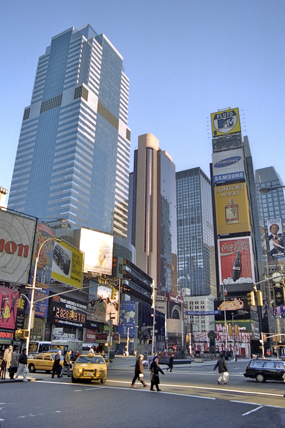 Father Duffy Square, New York 2