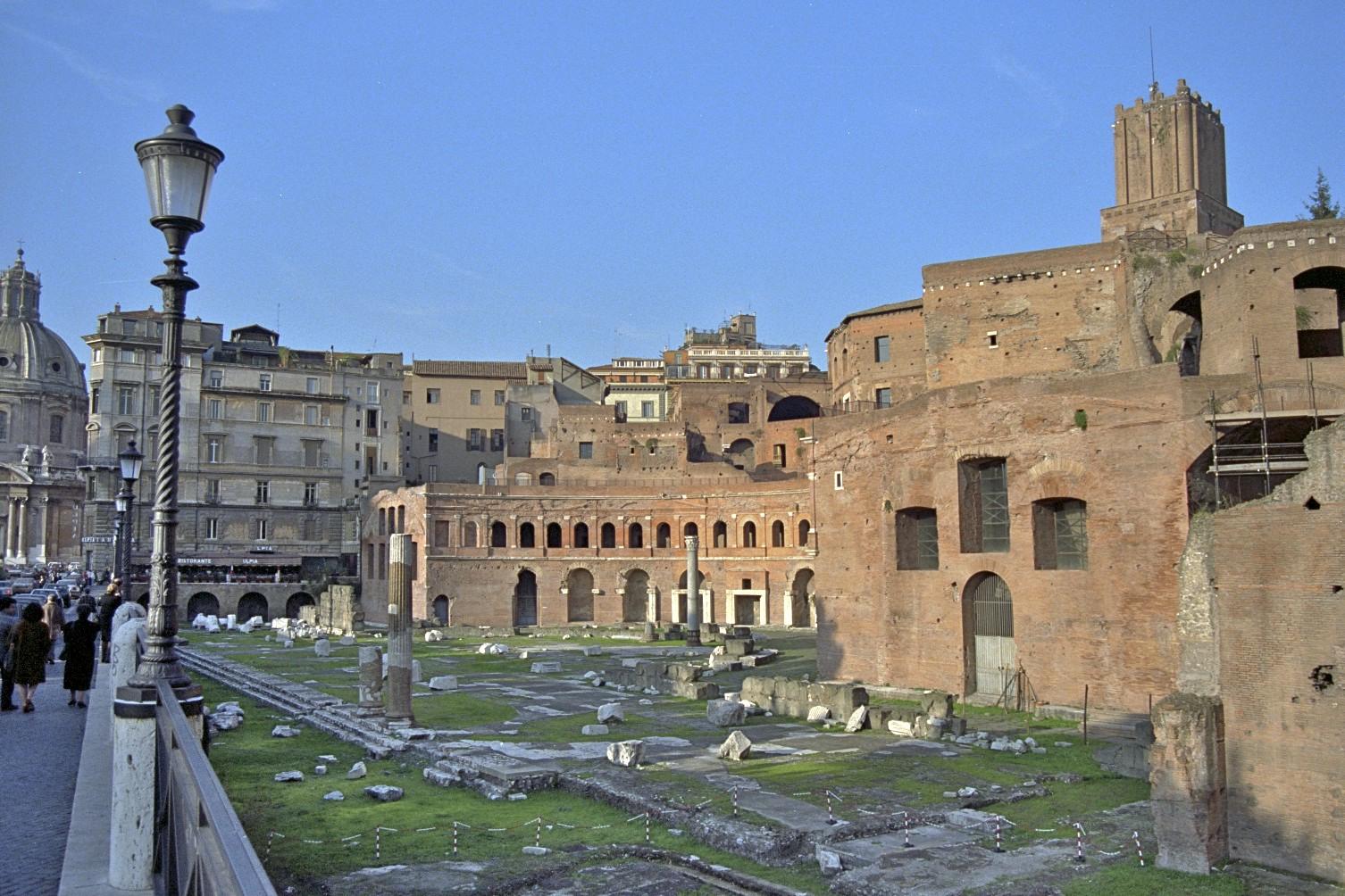 Foro di Trajano, Roma