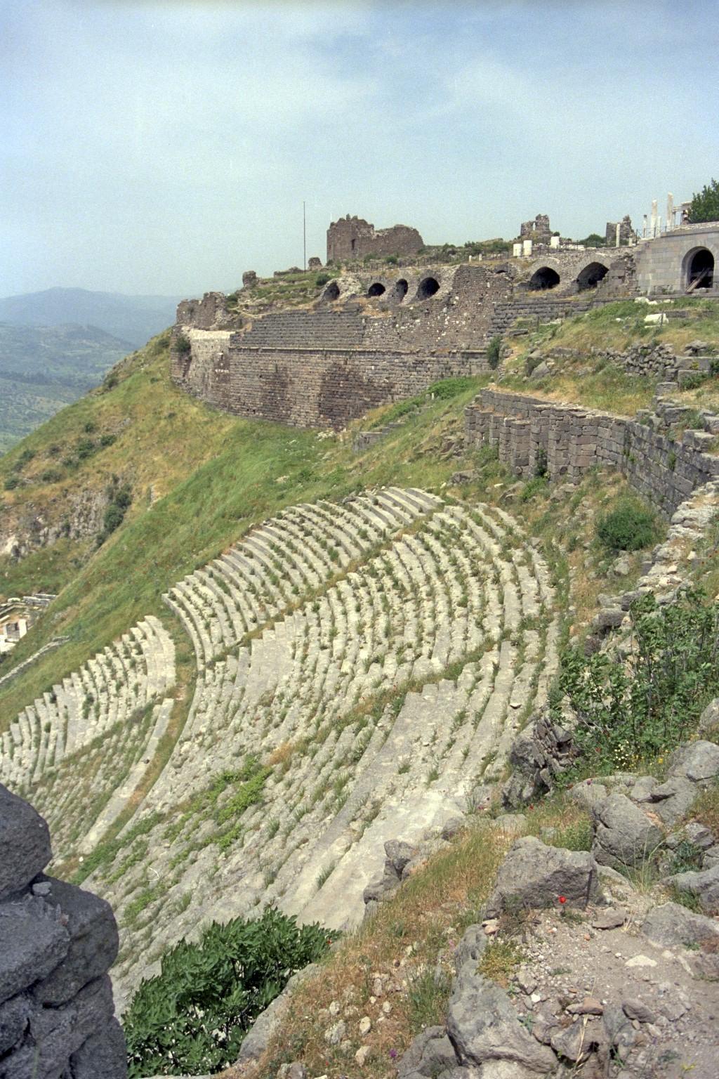 Leikhús - Pergamon