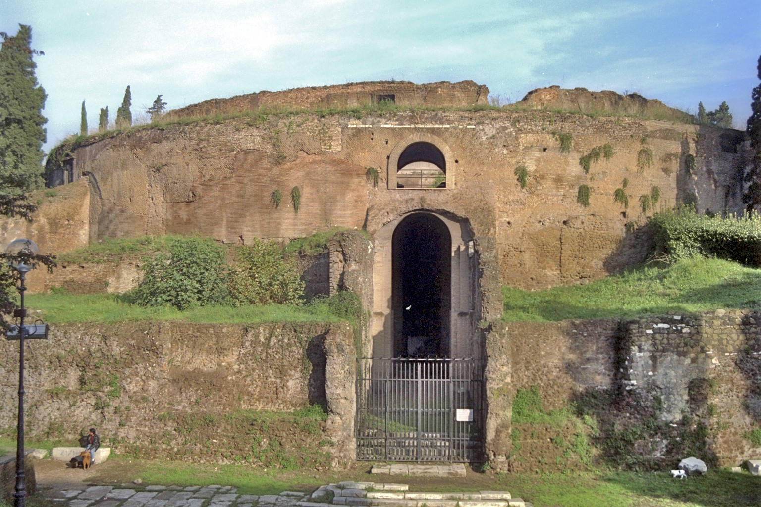 Masoleo di Augusto, Roma