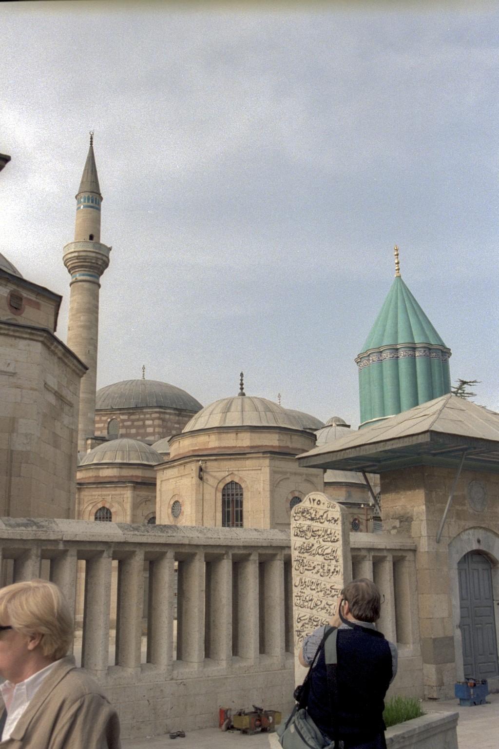 Mevleni Tekkesi - Konya
