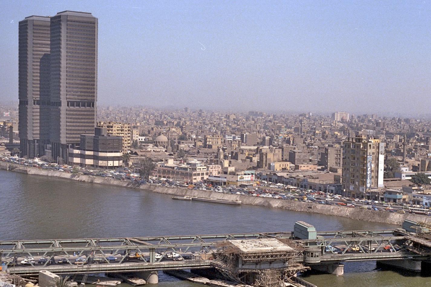 Níl Cairo