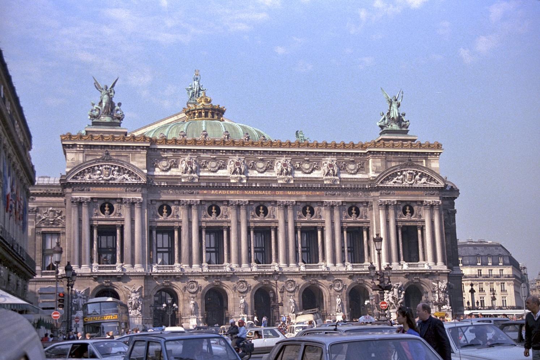 Opera Garniér, Paris