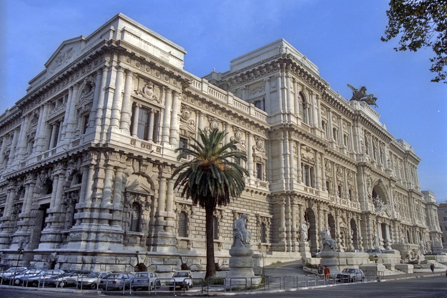 Palazzo di Giustitia, Roma