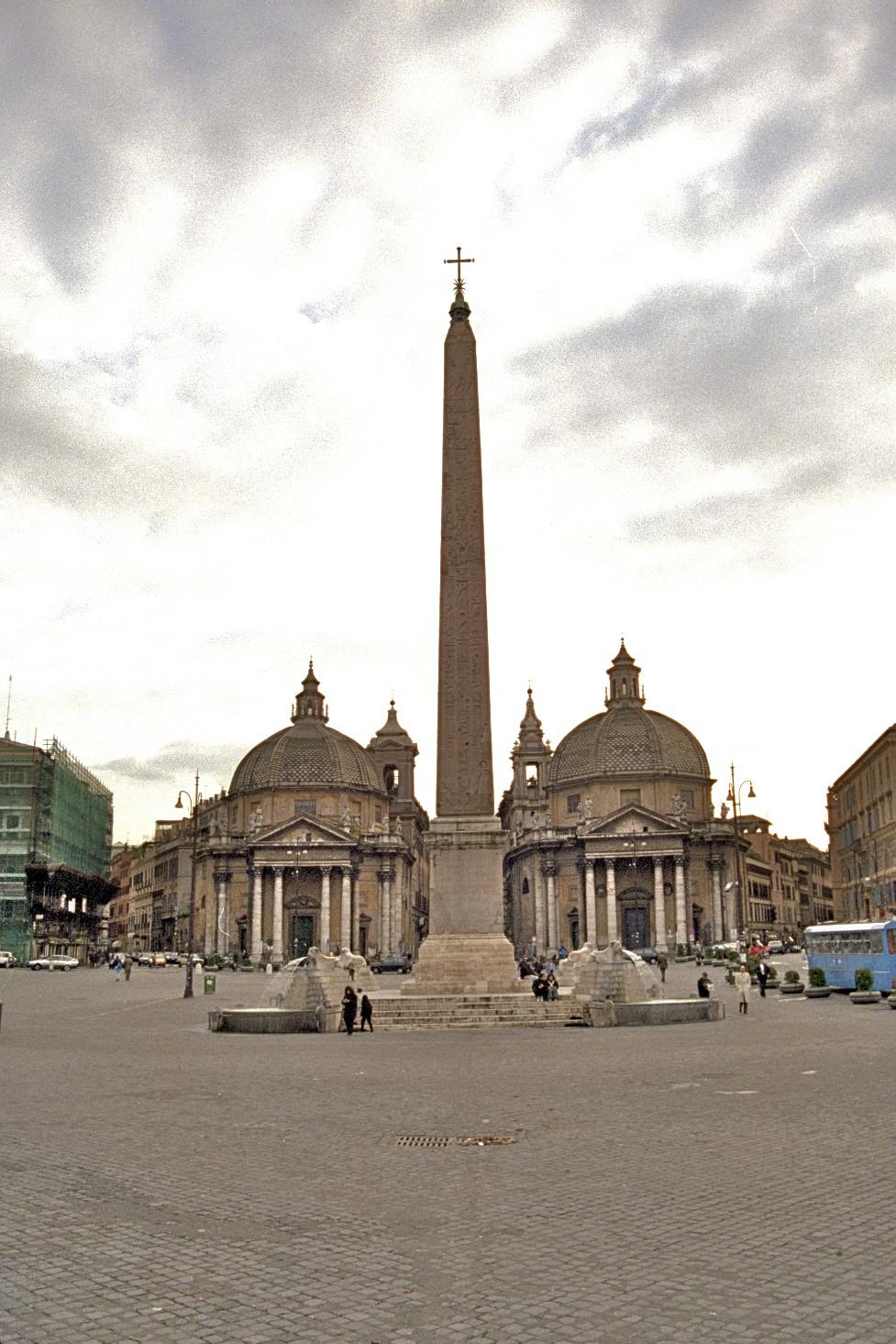 Piazza Popolo, Roma