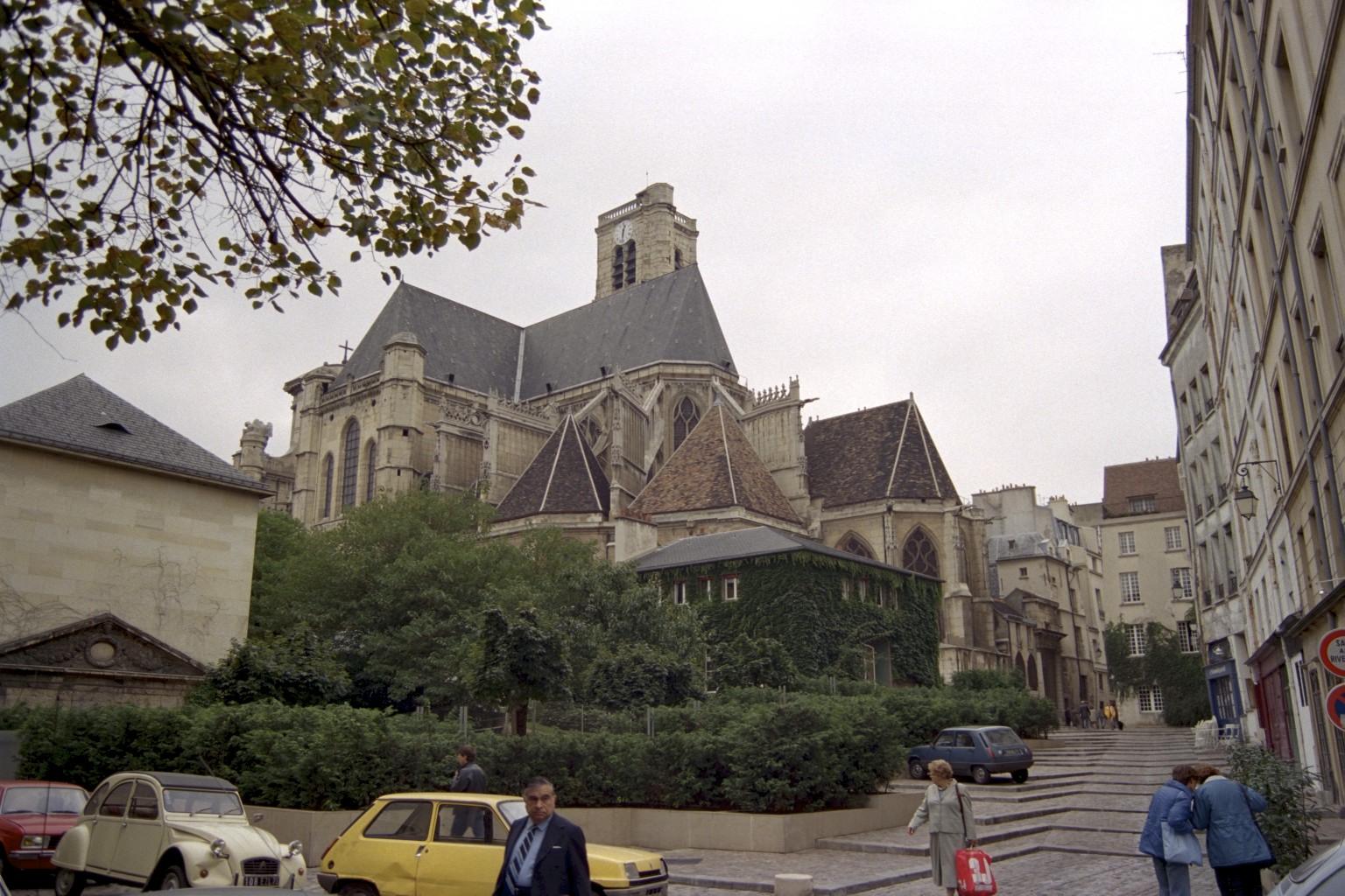 Saint-Gervais, Paris